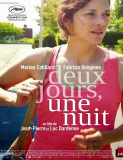 Poster de Dos días, una noche (Deux jours, une nuit) 2014 Online