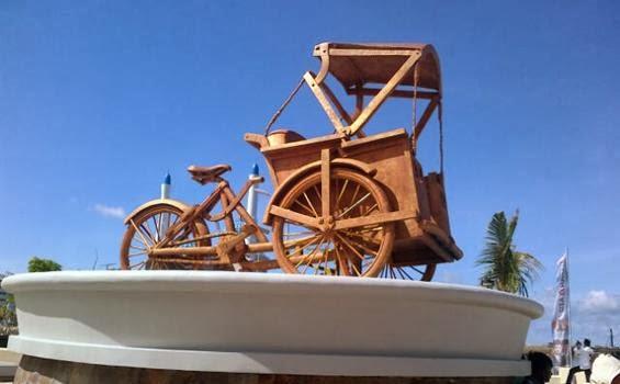 Daftar Anjungan Di Pantai Losari