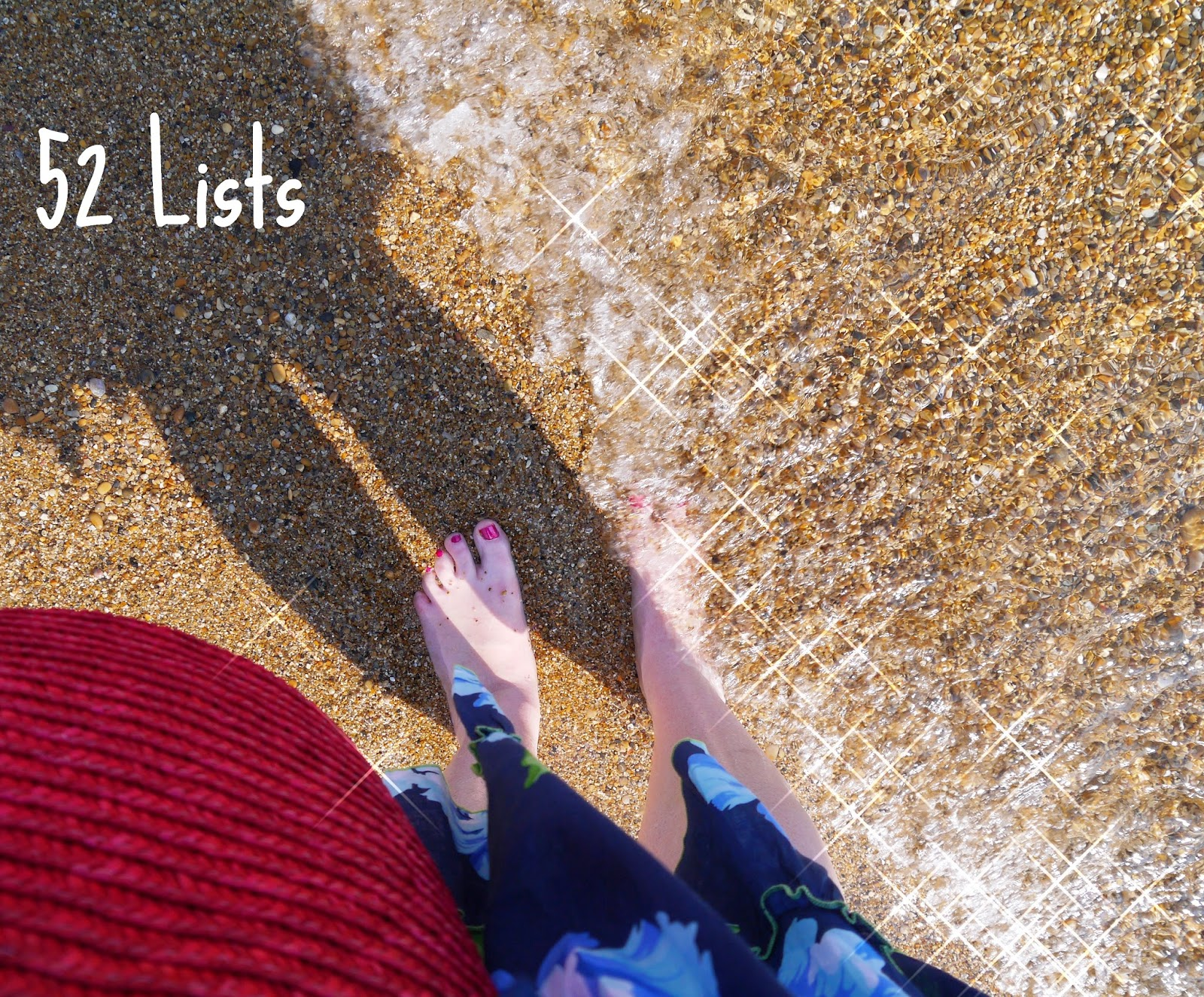 52 Lists - Your Summer To-Do List