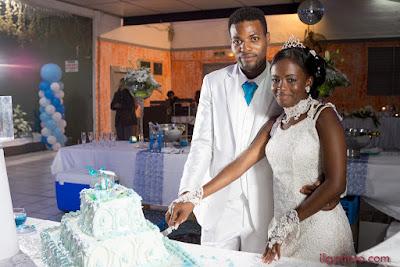 gâteau de mariage Guadeloupe Baie-Mahault
