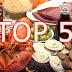 Los 5 alimentos con más hierro: Top 5