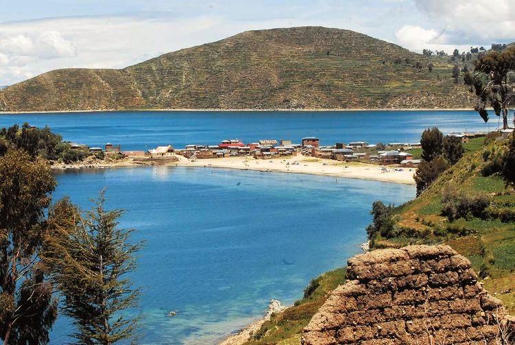 Lago Titicaca, La Paz