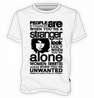 koszulka The Doors