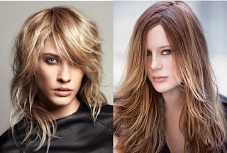 Long curly Haircuts Trend 2012