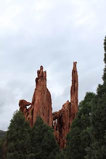 Garden of the Gods - Colorado Springs, New Mexico, USA