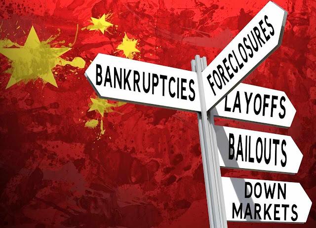 China pode entrar numa crise da qual não conseguirá sair em uma década