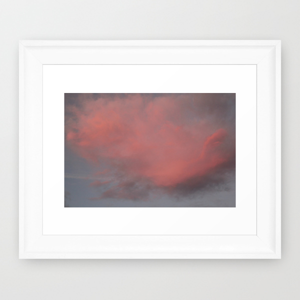 catherine masi sunset sky framed artwork photography