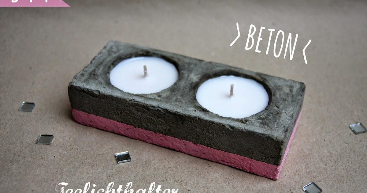 sonnengedanken sei kreativ 10 teelichthalter aus beton. Black Bedroom Furniture Sets. Home Design Ideas