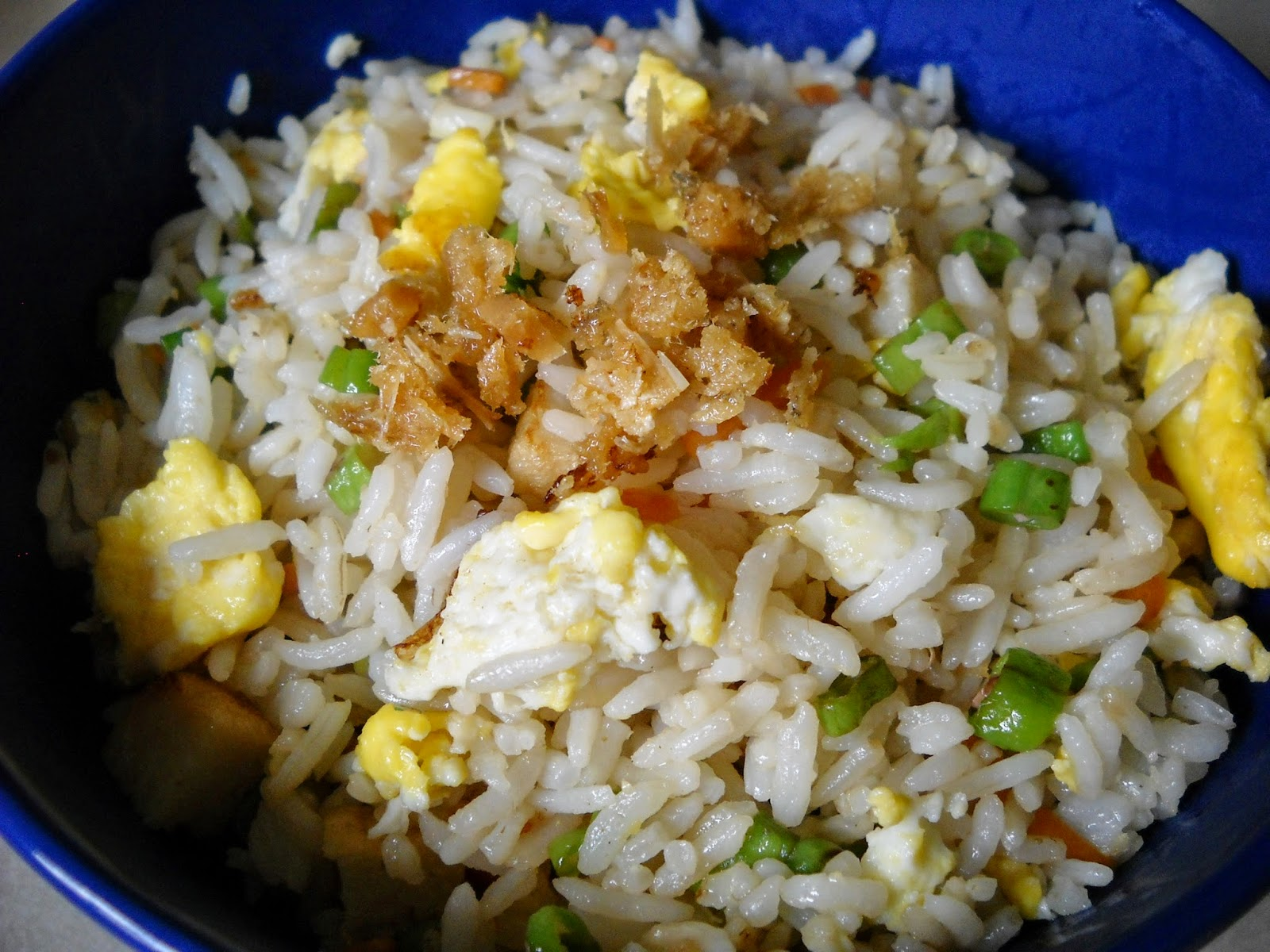 Jane yee 39 s food life diaries salted fish fried rice for Fish fried rice