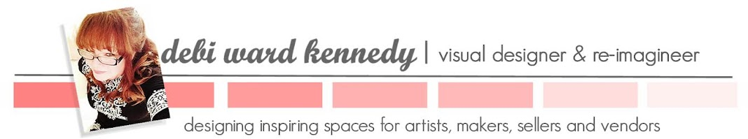Debi Ward Kennedy . Designer