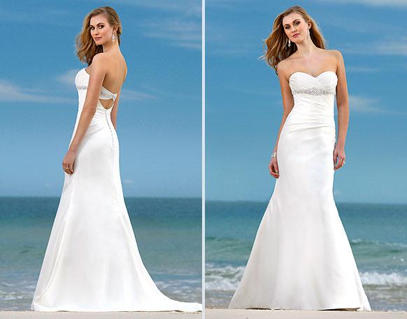Beach Wedding Dresses 2023