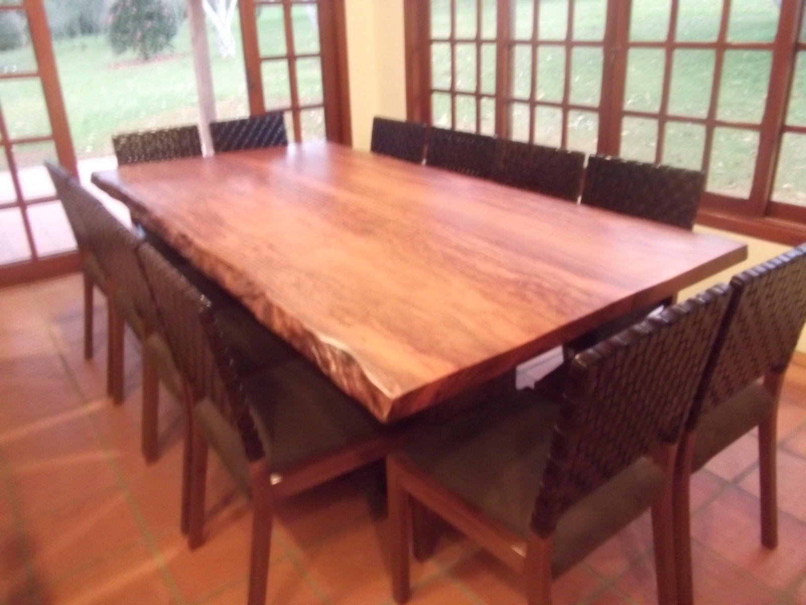 decoracao de interiores artesanal:Blog Decoração de Interiores: Sala de Jantar para Fazenda
