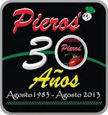 PIEROS PIZZA 30 AÑOS