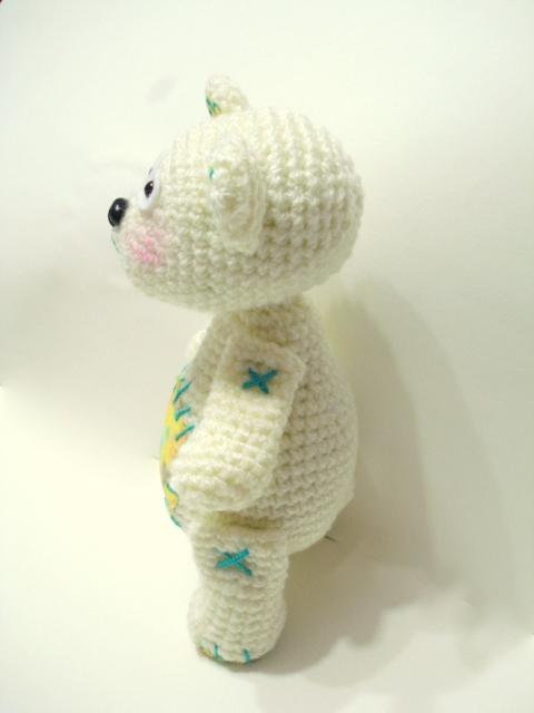AllSoCute Amigurumis: Amigurumi Teddy Bear Pattern ...