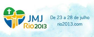 SITE OFICIAL DA JMJ 2013 NO RIO DE JANEIRO