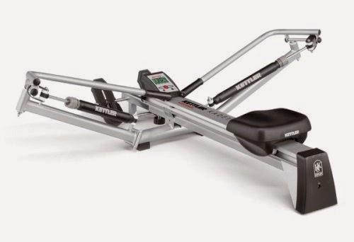 rowing machine kettler