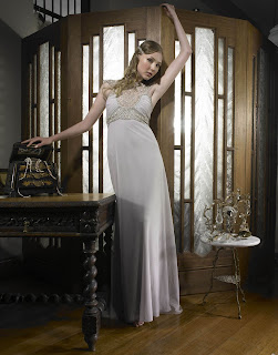 Gwendolynne Burkin 2013 Spring Bridal Wedding Dresses