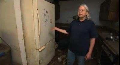 Wanita ini Simpan 100 Kucing Mati Dalam Kulkas