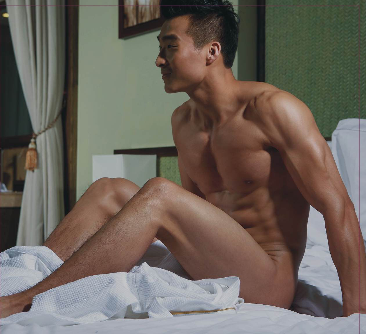 Chinese male nude pictures consider
