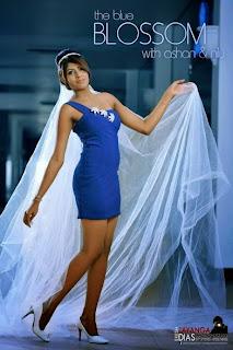Nilu Tanasha blue