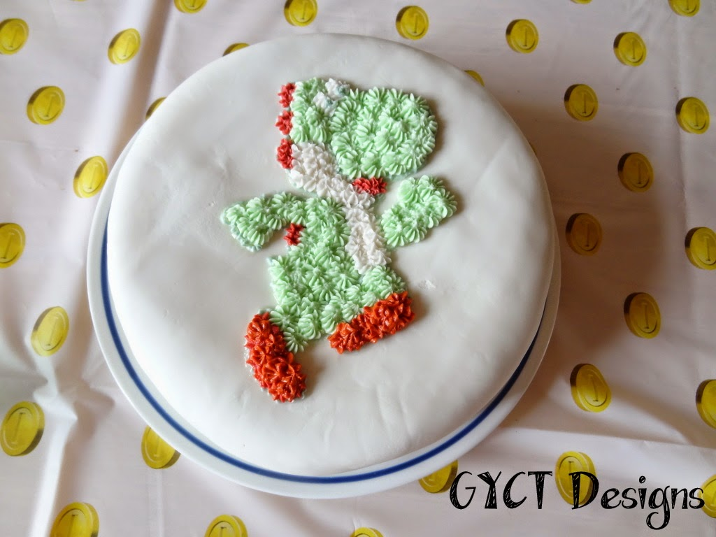 Mario Birthday Party by GYCT