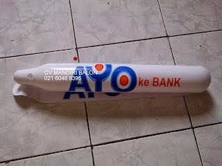 BALON TEPUK AYO KE BANK