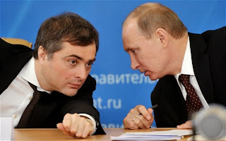 The Situation in the Ukraine. #5 - Page 22 Vladimir+Surkov+and+Vladimir+Putin+-+Blog+September+26,+2013