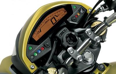 Esportiva Naked  HONDA CB 600F Hornet 2012