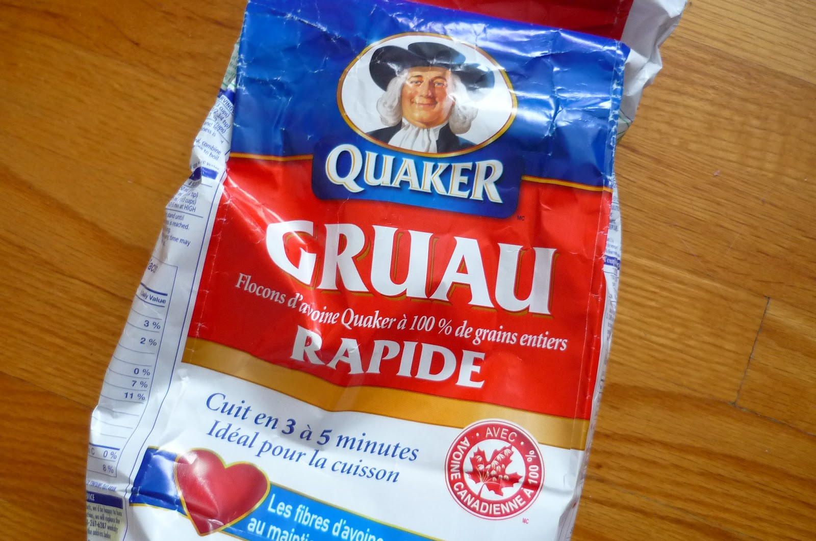 Gruau Quaker