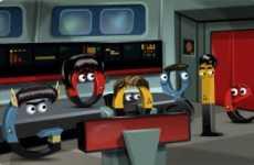 Star Trek doodle de Google 7 de septiembre