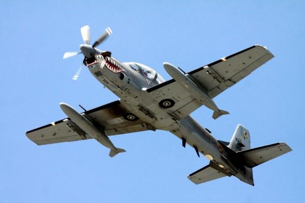Aviones Super Tucano de Colombia y Ecuador participarán en el Ejercicio Binacional de Interdicción ANDES I.