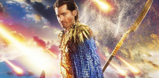 """Veja o primeiro trailer do épico """"Deuses do Egito"""", com Gerard Butler e Nikolaj Coster-Waldau"""