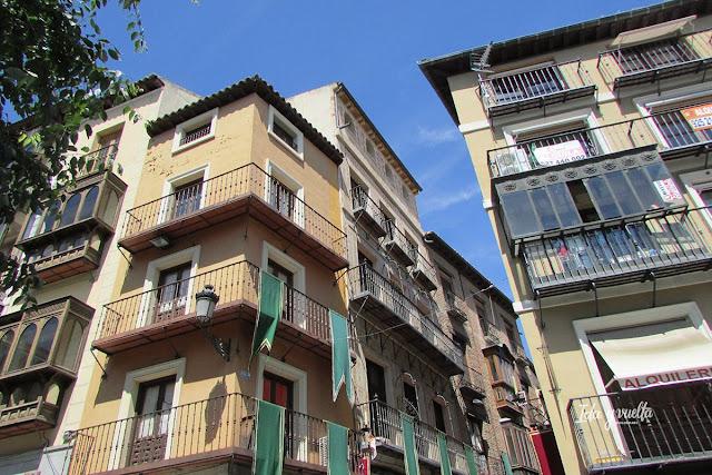 Casas en Zocodover, Toledo