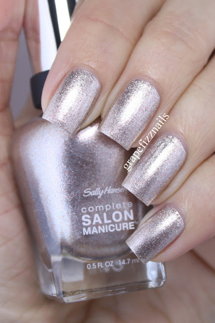 Metallic Silver Nail Polish Walmart - Creative Touch