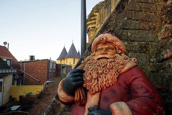 valkenburg kerstman
