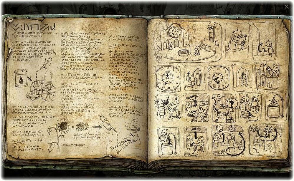 Секрет: Прохождение Machinarium - секреты, коды, читы