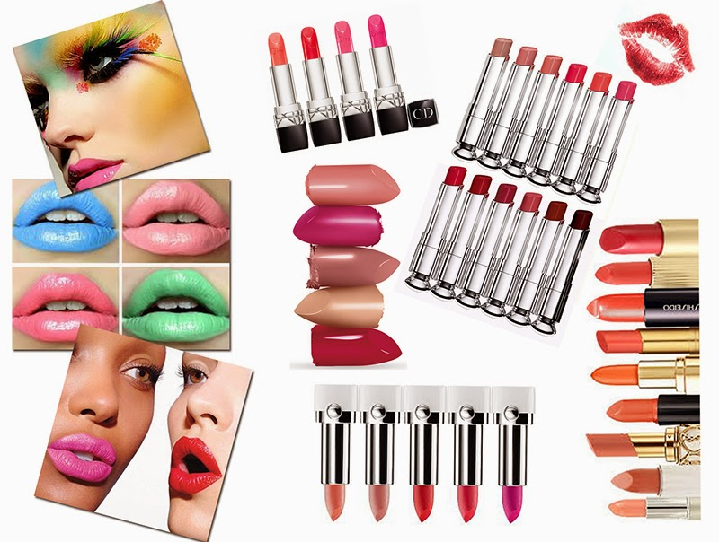 make up lipstick makeup beeswonderland spring trends