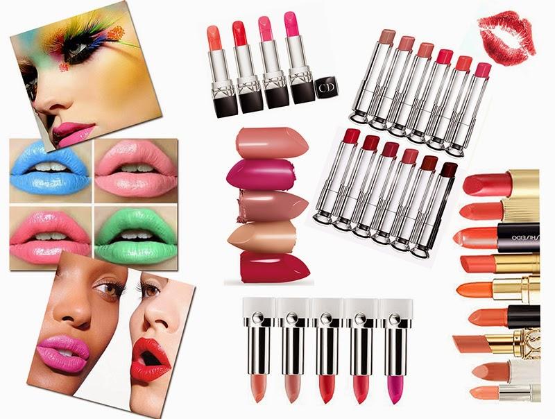 make up lipstick makeup beeswonderland spring trends