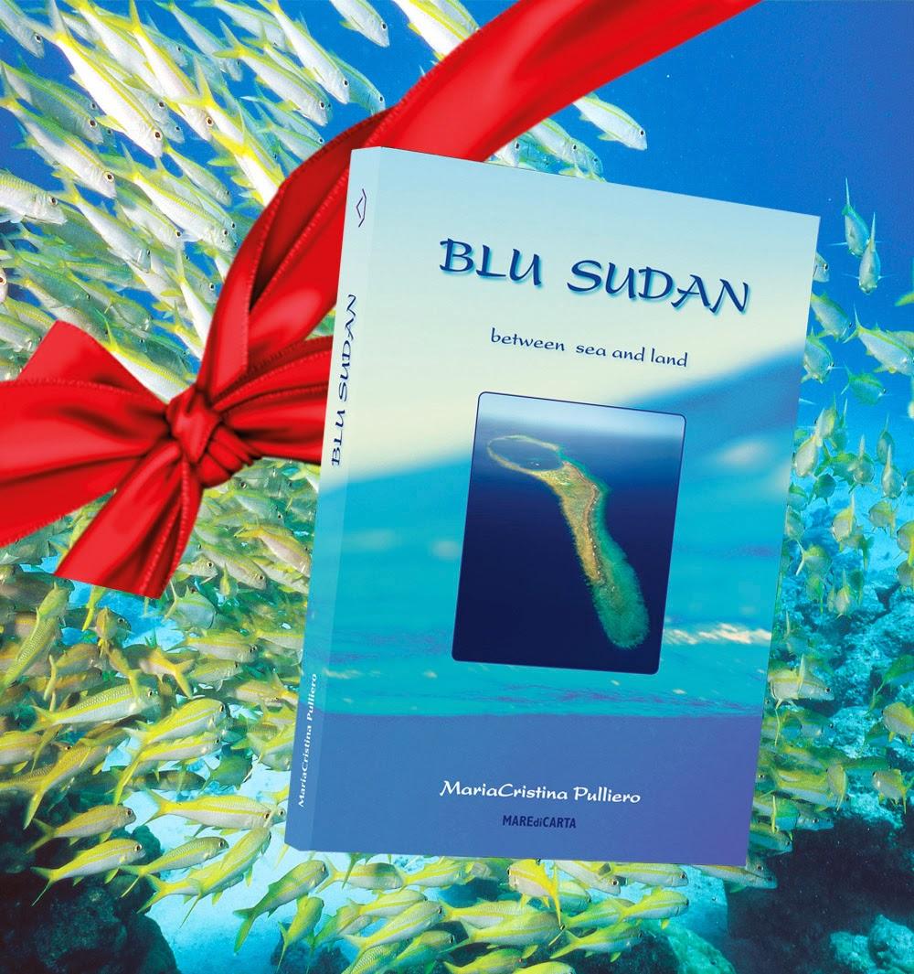 """Il NUOVO LIBRO-GUIDA """"BLU SUDAN"""""""