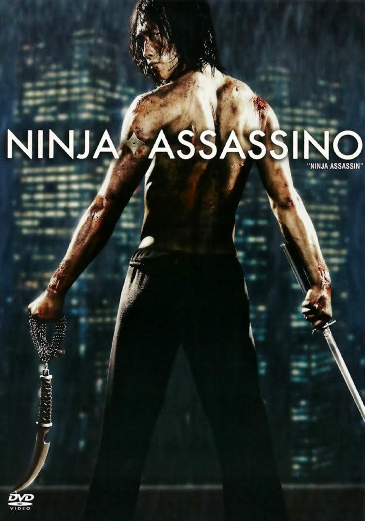 Ninja Assassino – Dublado (2009)
