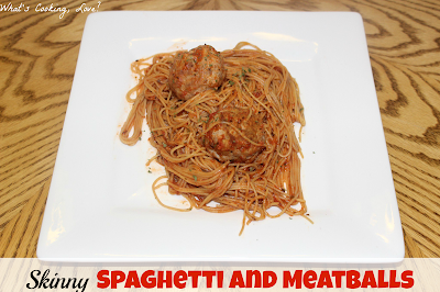 http://whatscookinglove.com/2013/01/skinny-spaghetti-and-meatballs/