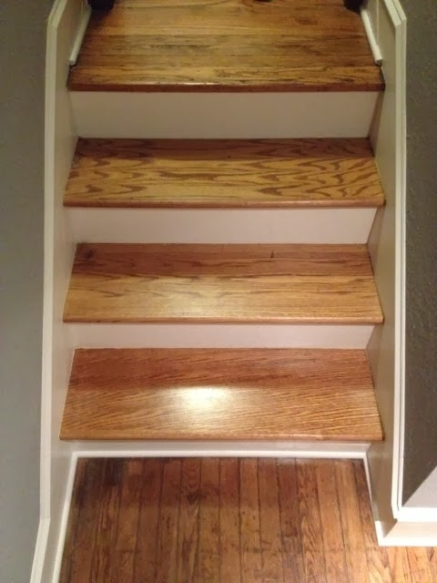 ... Basement Stairs, We Are Thrilled With The Improvement! Even If No One  Sees It But Us We Feel It Was A Very Worthwhile Effort, Improving An Area  That We ...