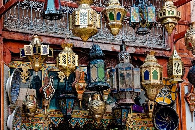 Tocando mis sue os decoraci n arabe - Decoracion marruecos ...