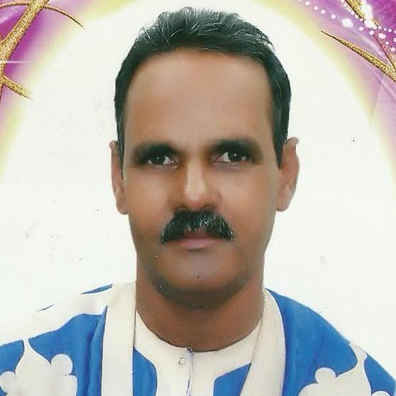 المدون حبيب الله ولد أحمد