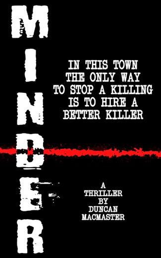 MINDER: A CRIME THRILLER