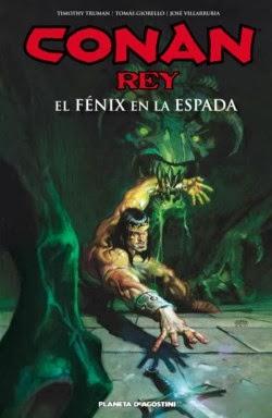 Conan Rey: El Fenix en la Espada