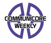 Communicore Weekly Logo
