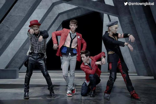 Shinee's Week in review Why So Serious?