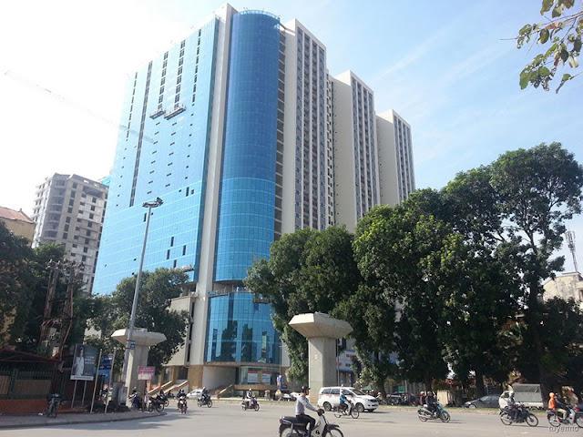Dự án chung cư Hà Đông Center