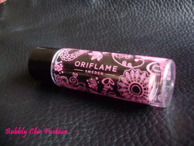 Oriflame Pure Colour Flora ruž pink coral bubbly chic fashion